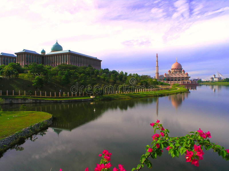 malaysia putrajaya στοκ εικόνα με δικαίωμα ελεύθερης χρήσης