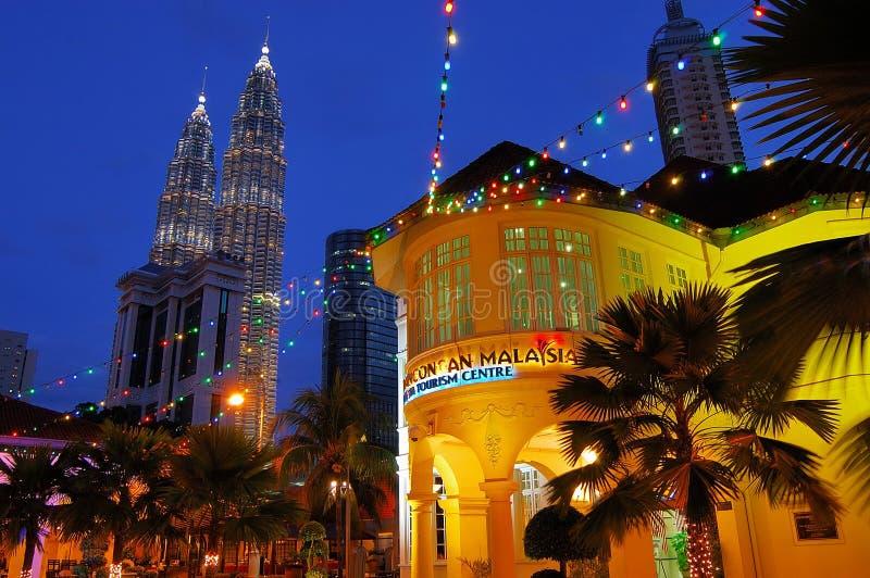 Malaysia Tourist Centre royalty free stock photo