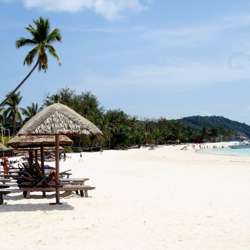 Malaysia Beaches: Redang Island Beach Stock Image. Image Of Ocean, Beach
