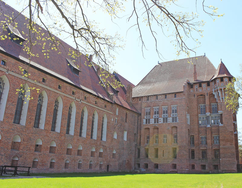 Download Malbork Medieval Castle Royalty Free Stock Photography - Image: 30834877