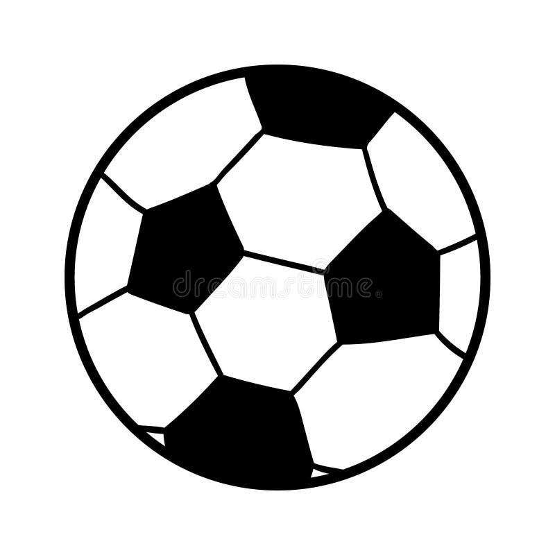 Malbuch, Ball lizenzfreie abbildung