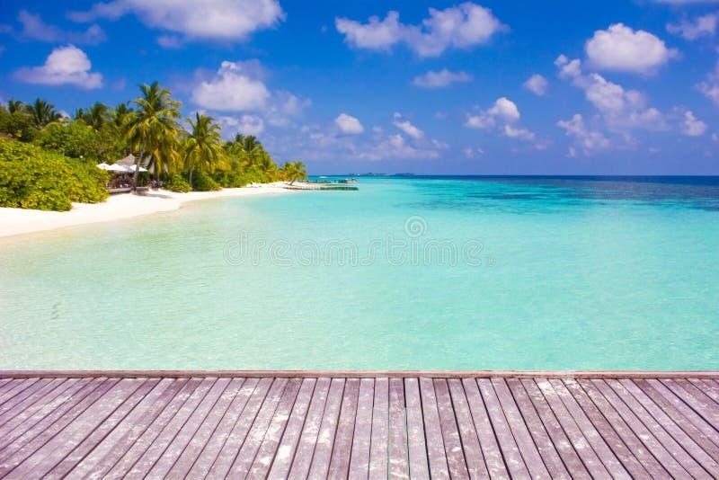 Maldivas, Eden na terra foto de stock royalty free