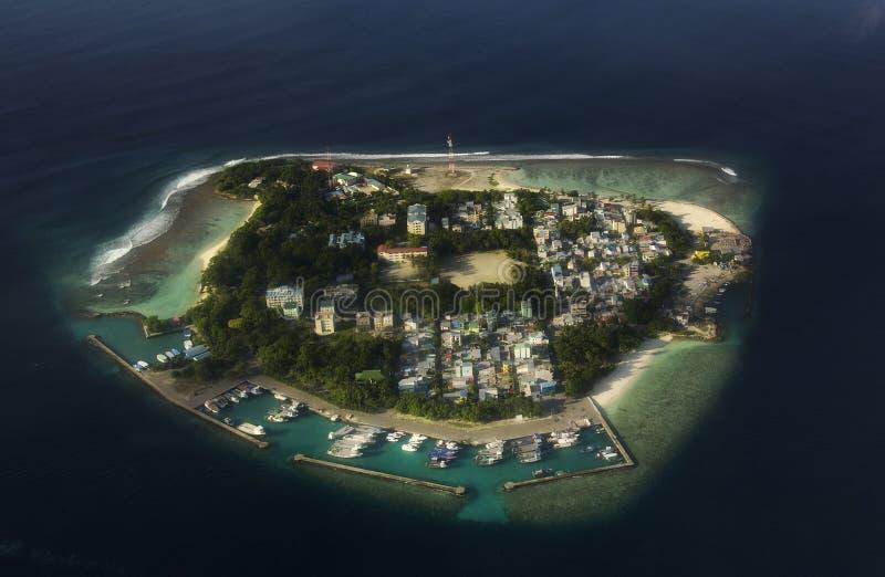 maldives royaltyfria bilder