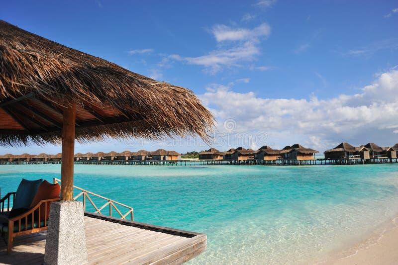 Download Maldives stock photo. Image of piradise, resort, holiday - 12598802