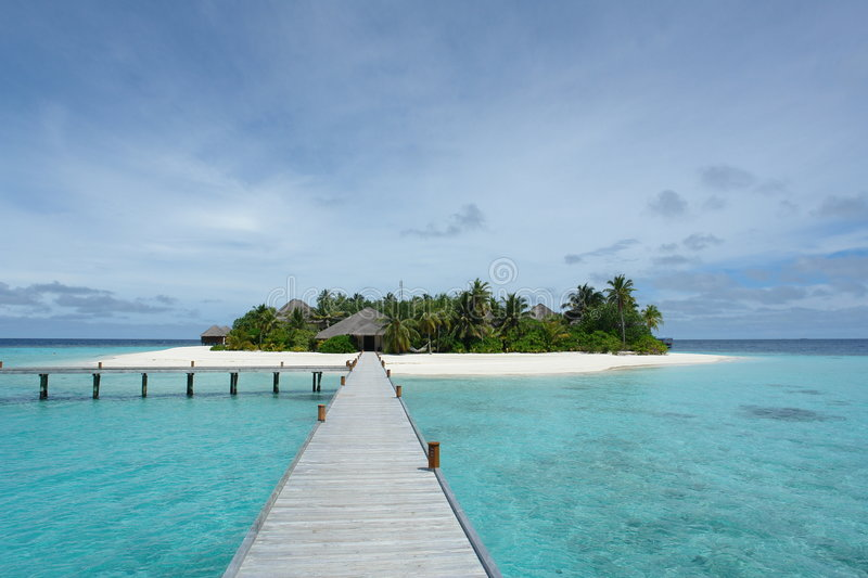 Download Maldives stock photo. Image of blue, relaxing, vacation - 1720396