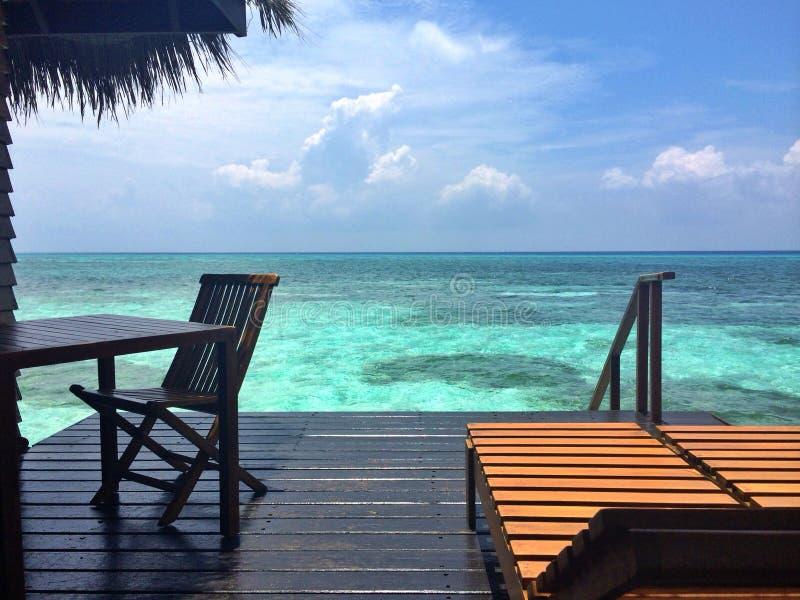maldives immagini stock
