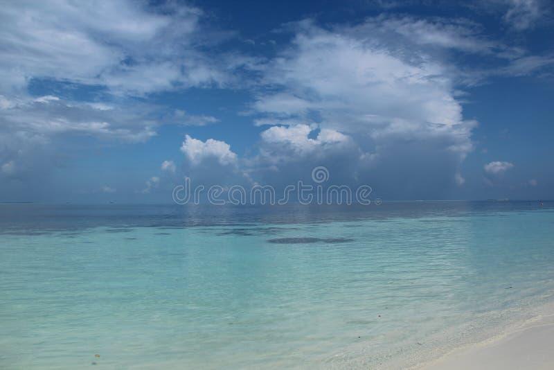 maldives fotografia de stock