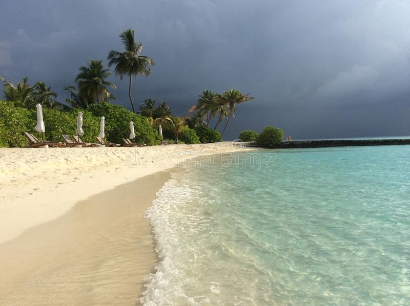 Download Maldives stock afbeelding. Afbeelding bestaande uit maldives - 54085029