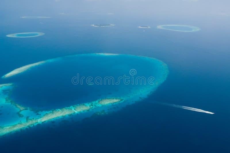maldives royaltyfria foton