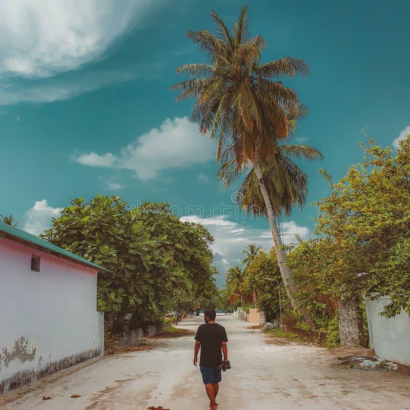 maldives royalty-vrije stock fotografie
