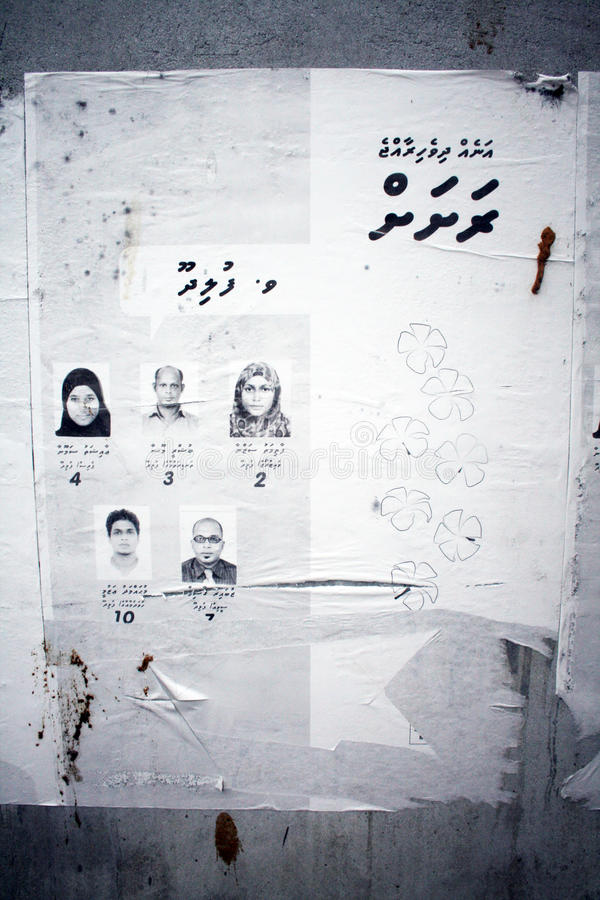 Download Maldivian Election Editorial Photography - Image: 22178937