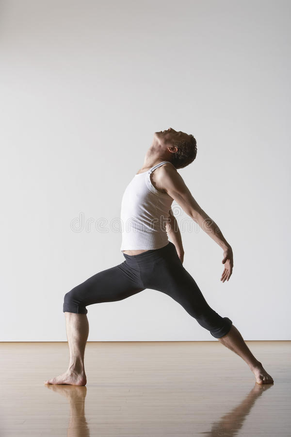 Male Ballet Dancer Relaxing At Bar Stock Photo - Image Of Practice, Dance 31837990-9746