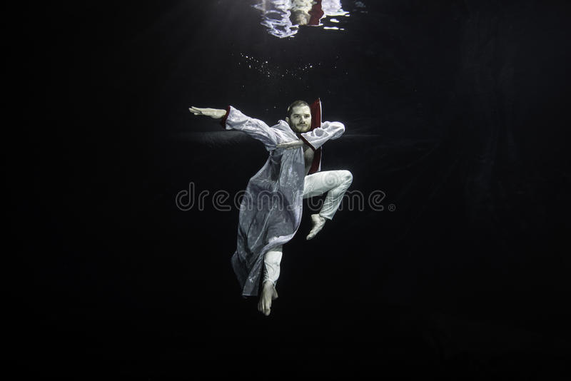 Male ballet dancer stock photos