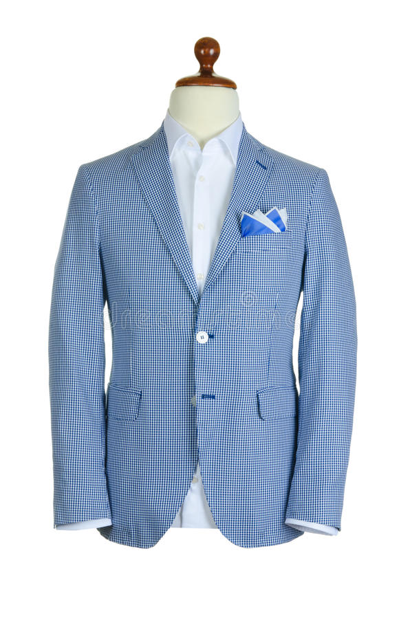 Download Male Clothinh Suit On Stand Stock Image - Image of dummy, gentleman: 28031341