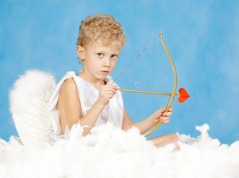 Male Cupid Stock Images