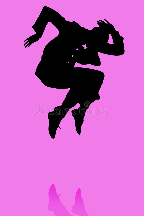 Download Male Dancer illustration stock illustration. Image of ballerina - 6976726