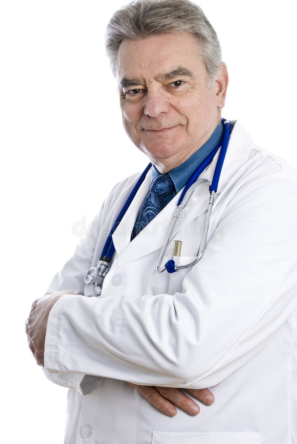 Free Male Doctor Stock Photo - 8798720