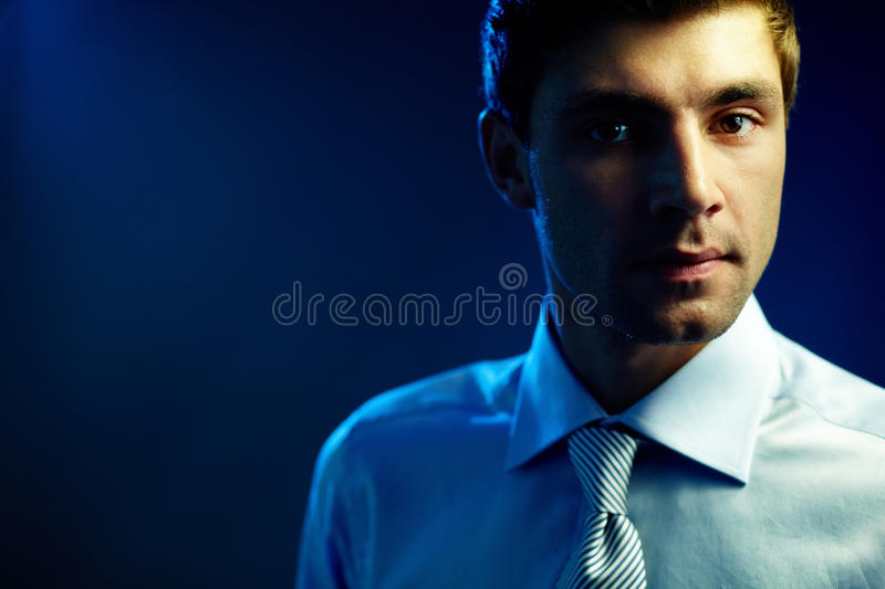 Download Male employer stock image. Image of boss, face, looking - 24514945