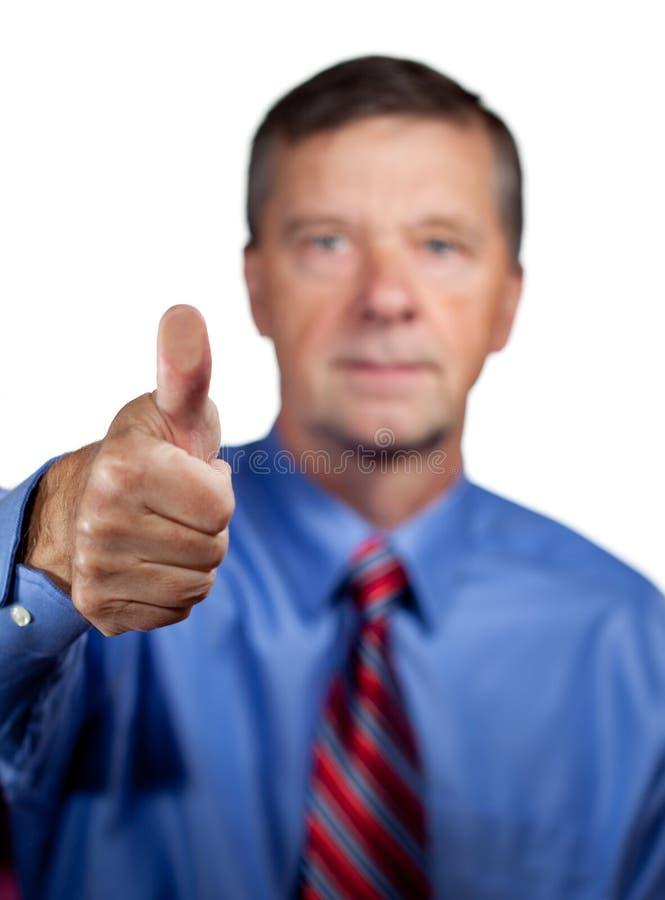Download Male Executive Touches Sensor Stock Photo - Image: 21917172