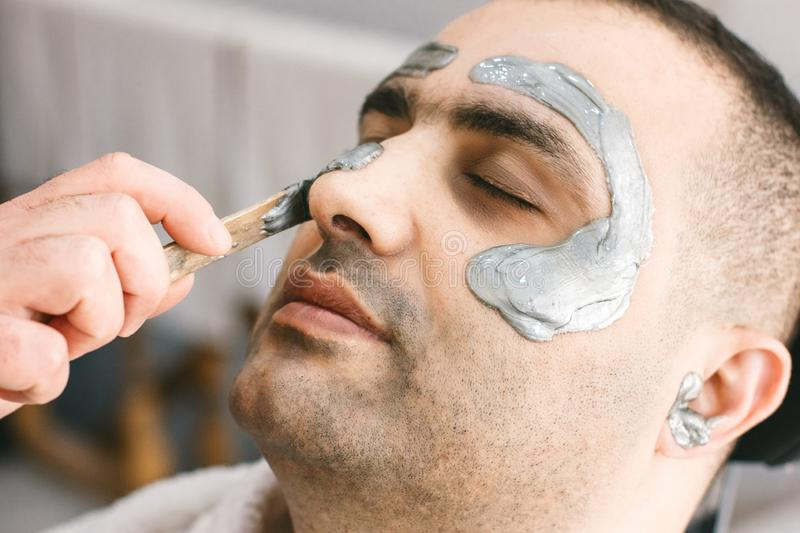 2 202 Male Waxing Photos Free Royalty Free Stock Photos From Dreamstime
