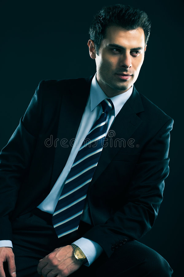 Free Male Fashion Model Royalty Free Stock Image - 2299186
