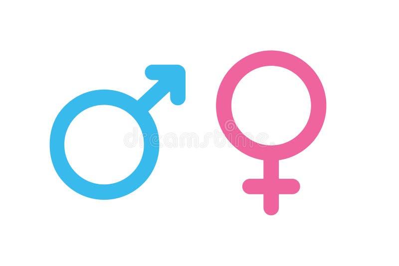 male female gender icons. man, woman gender symbol, sign stock vector -  illustration of relationship, design: 161515369  dreamstime.com