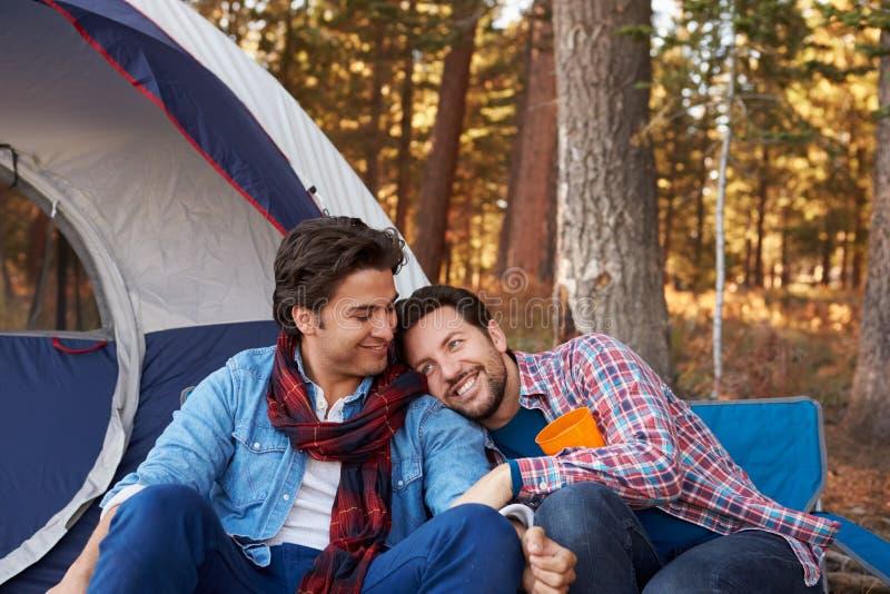 Gay camping trip