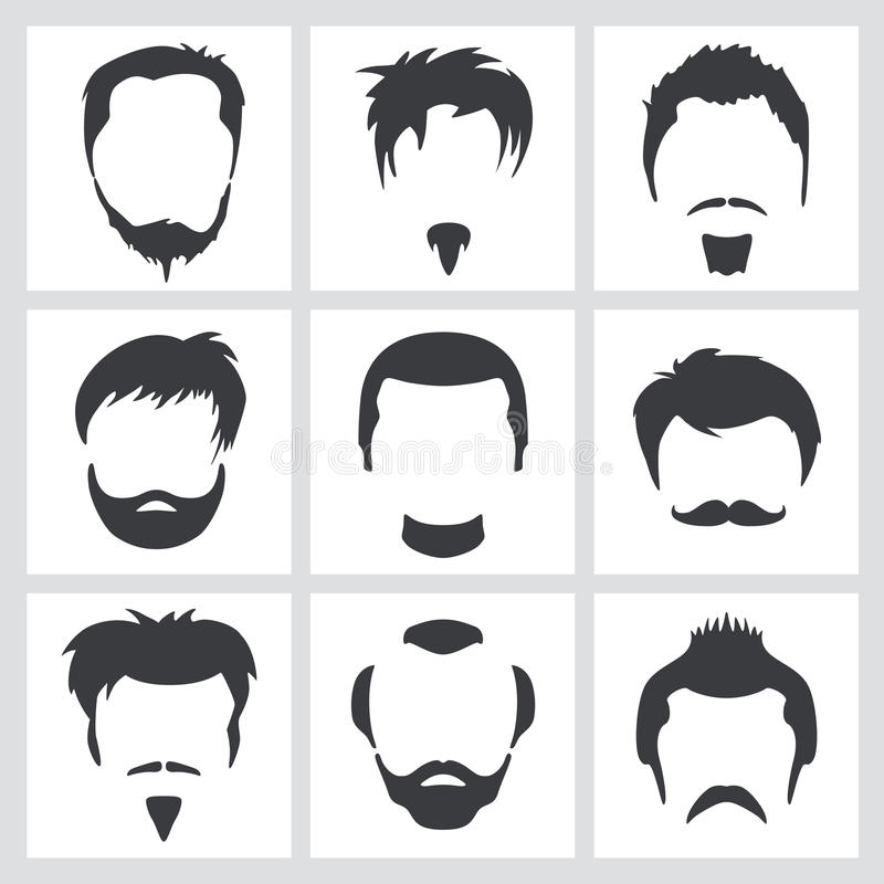 Free Male Hair Graphics Royalty Free Stock Images - 29485559