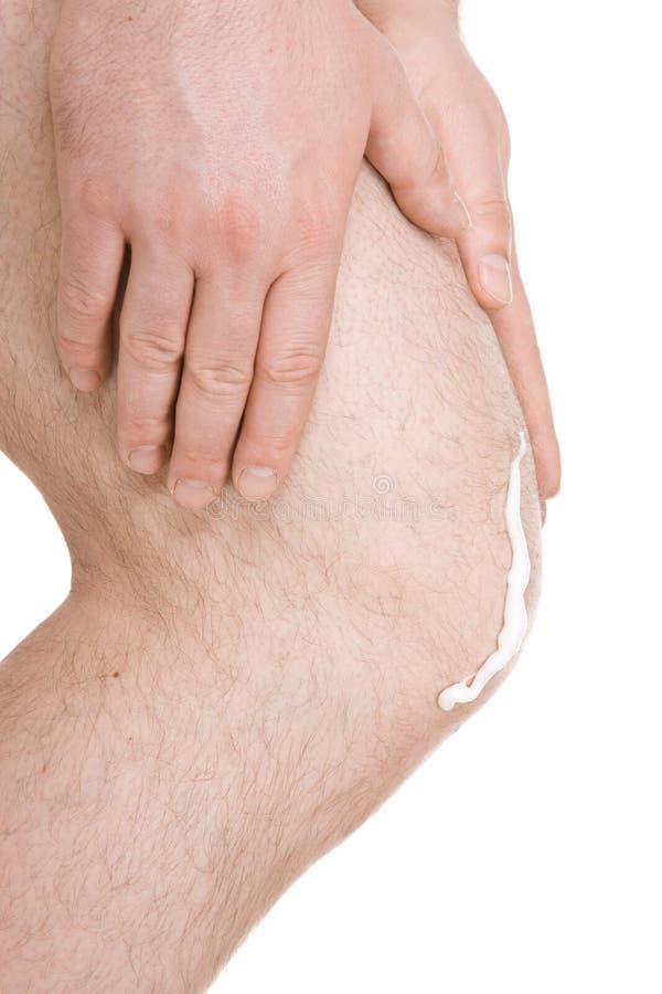 Male knee