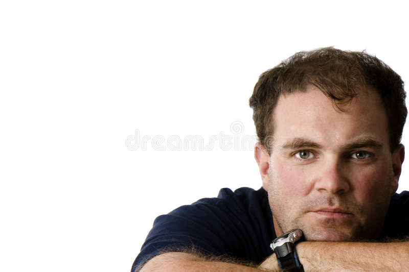Download Male looking at camera stock photo. Image of years, background - 7518722