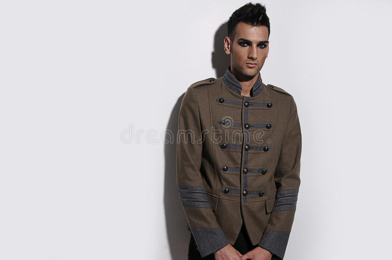 Download Male Model stock photo. Image of handsome, androgynous - 20479590