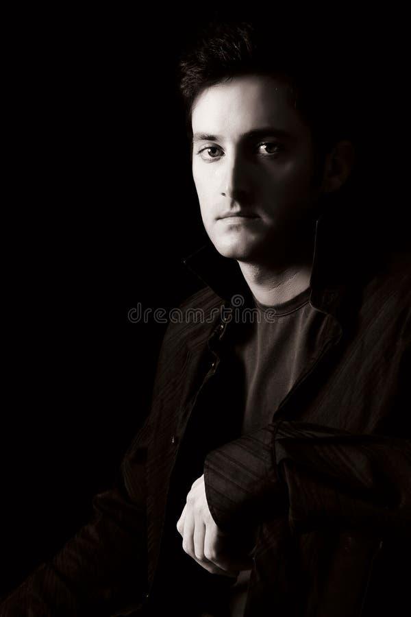 Download Male model stock photo. Image of portrait, closeups, twenties - 22253468