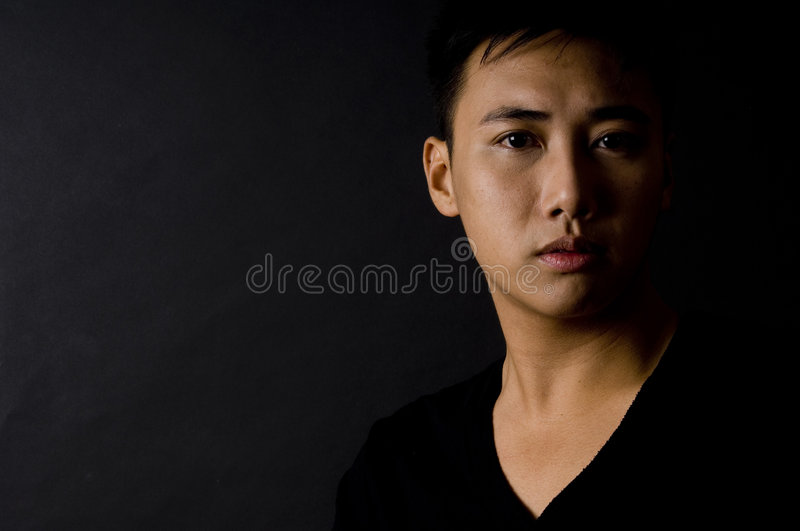 Male Model 4 royalty free stock image