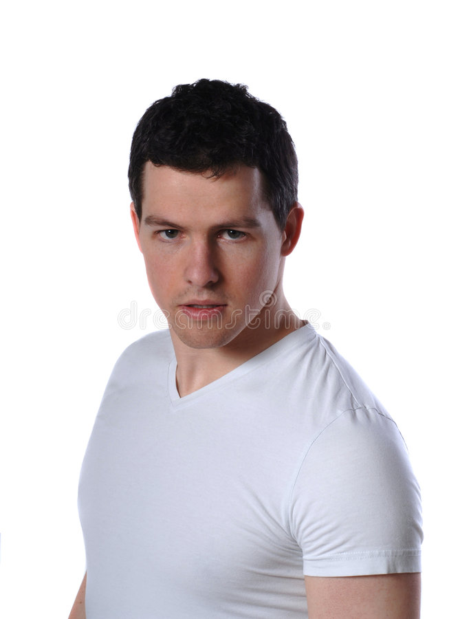 Download Male Model Stock Photo - Image: 601670