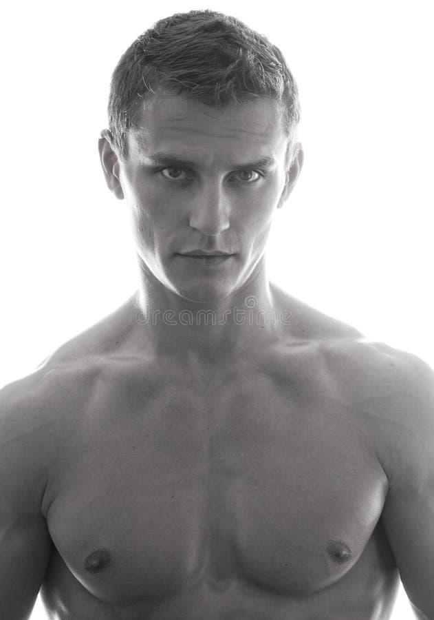 male model portrait young στοκ εικόνες με δικαίωμα ελεύθερης χρήσης