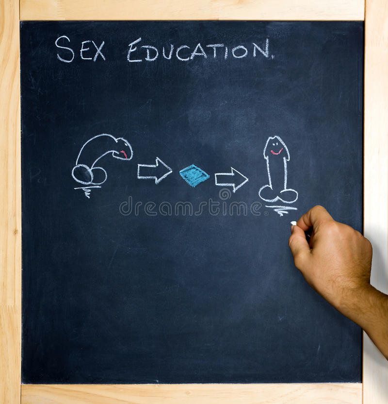 Download Male Sexual Education stock illustration. Image of lesson - 11448784