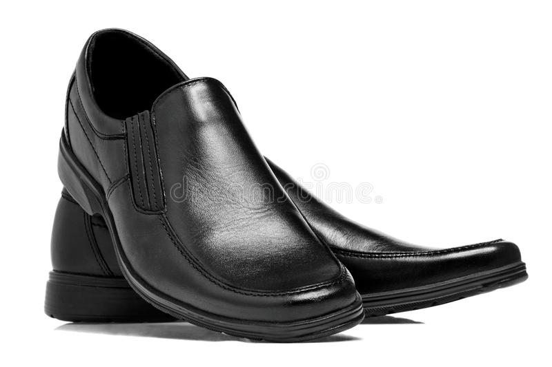 Male shoes in fashion concept royalty free stock photo