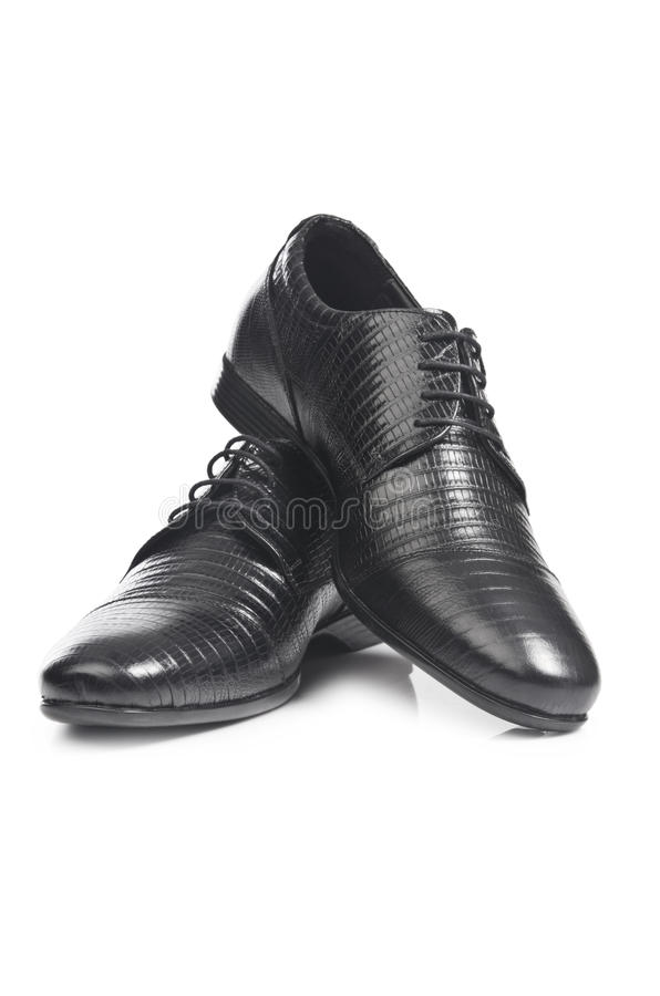 Download Male shoes isolated stock photo. Image of boot, selection - 27906664