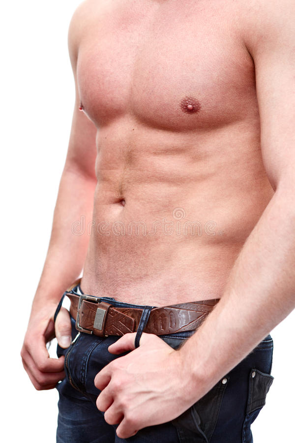 Download Male Torso Royalty Free Stock Image - Image: 25000456