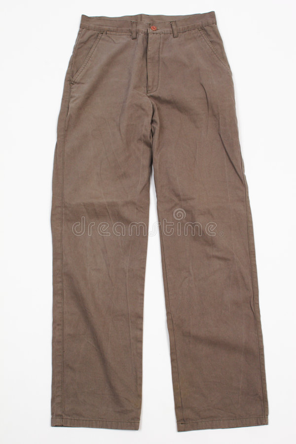 Free Male Trousers Royalty Free Stock Image - 5391246
