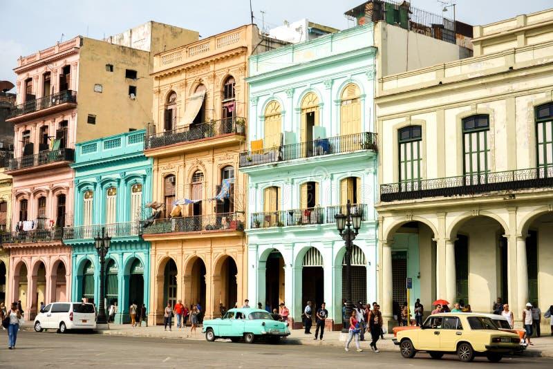 Malecon, Havana royalty-vrije stock afbeeldingen