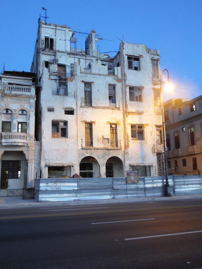 Malecongebouwen 3 stock fotografie
