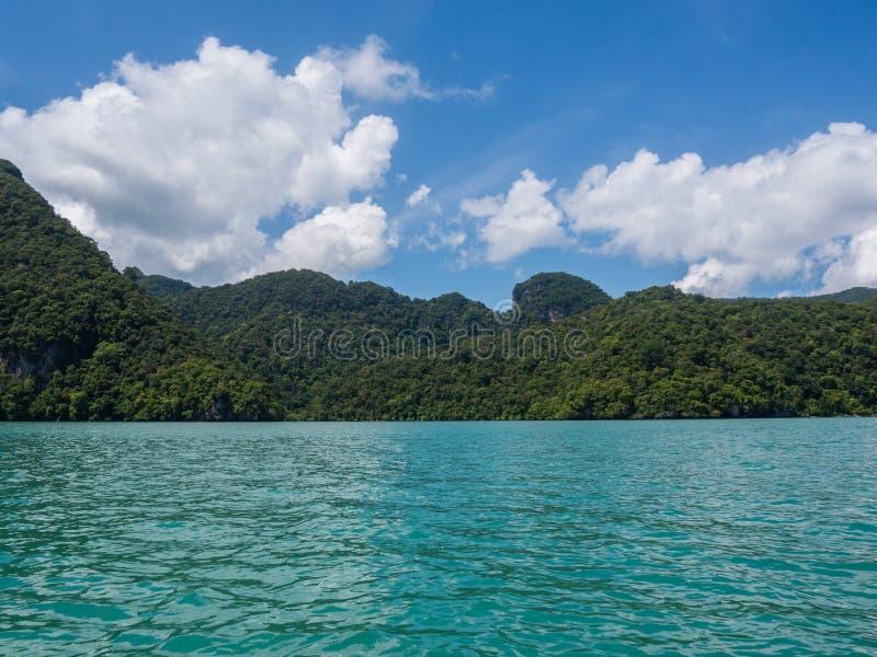 Maleis eiland stock foto
