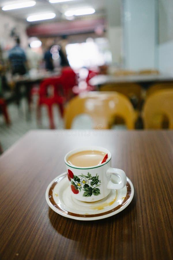 Maleise Koffie royalty-vrije stock afbeeldingen