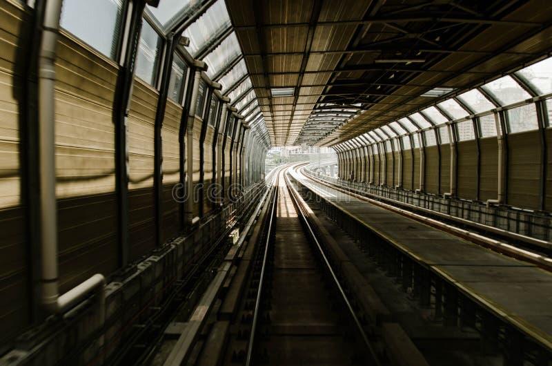 Maleise Massa Snelle Doorgang voor nieuw generatievervoer stock fotografie