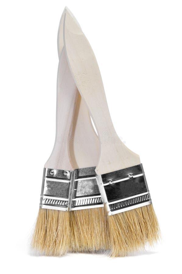 Malerpinsel lizenzfreies stockfoto
