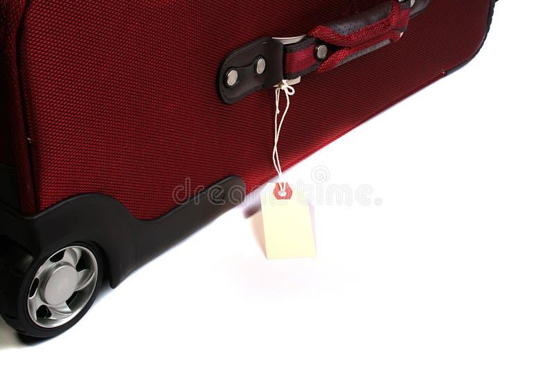 Download Maleta roja imagen de archivo. Imagen de ropa, vacaciones - 11686251