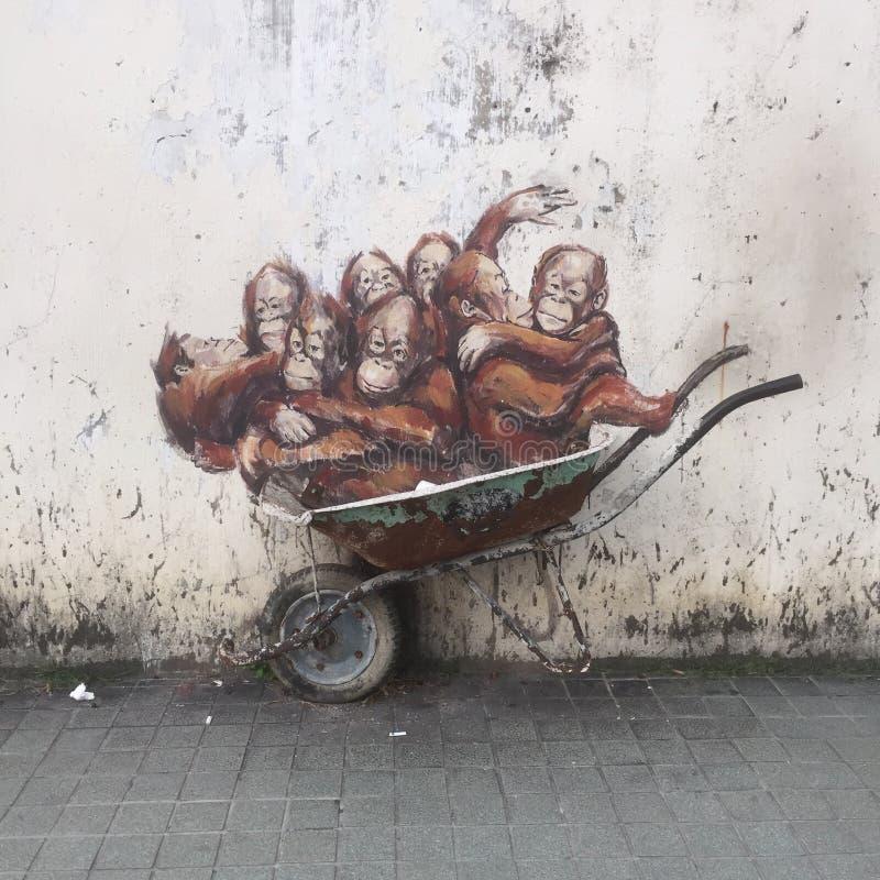 Malezja, Kuching obrazy royalty free