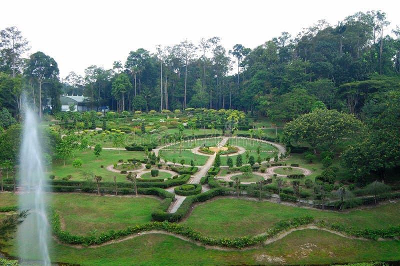 Malezja rolnictwa park - Shah Alam zdjęcie stock