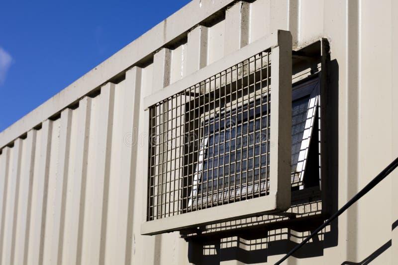 Malha da segurança da janela imagens de stock royalty free